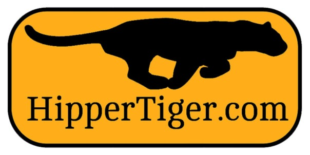 Running Tiger Logo (02)